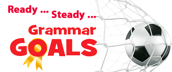 Ready Steady Grammar Goals