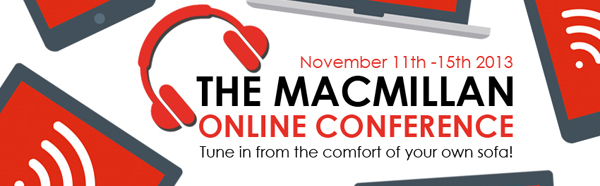 Macmillan Online Conference