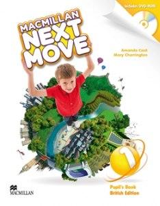 Next move 4, student's+workbook / учебник+тетрадь английского.